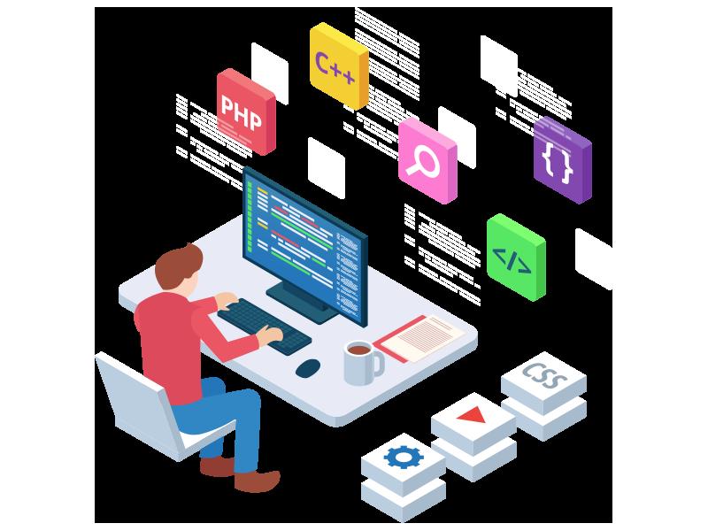Desarrollo de <span>Software</span>